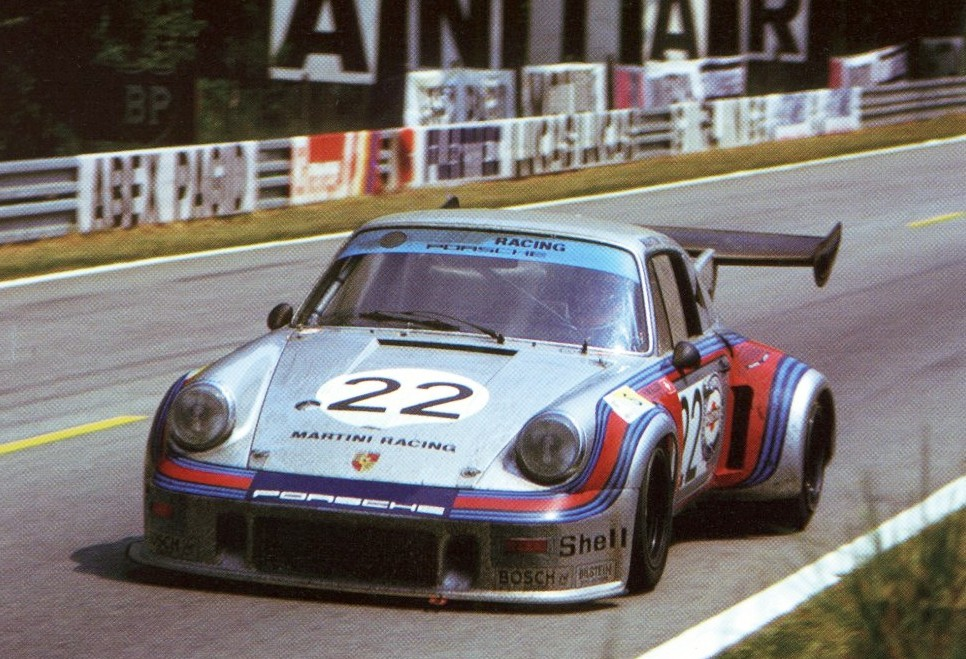 911 RSR Turbo Martini L-M 74