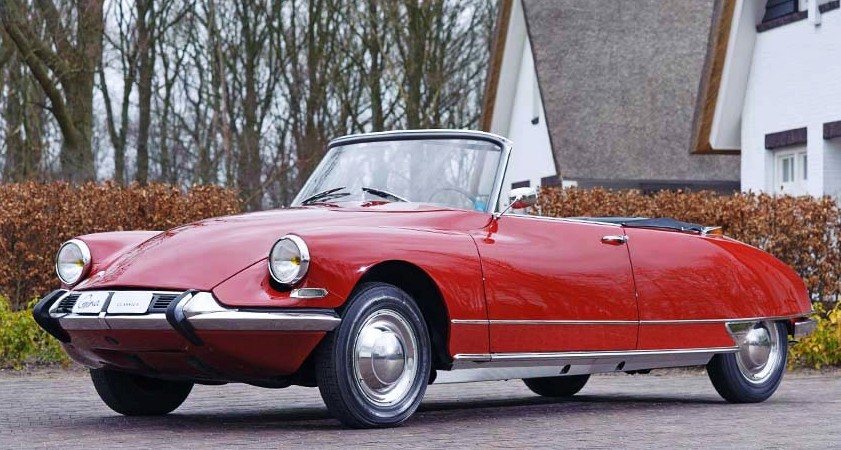 DS19 cabriolet 63