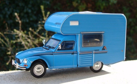 HACHETTE Camping-Cars 52 (5)