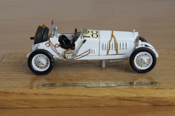 Mercedes 4,5L ACF 1914 - Top Queens