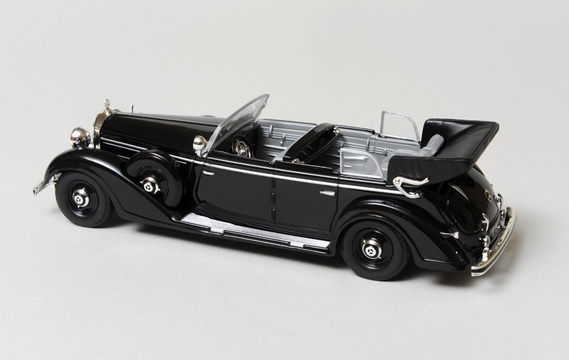 Mercedes-Benz 770K Cabriolet 1938 - WhiteBox