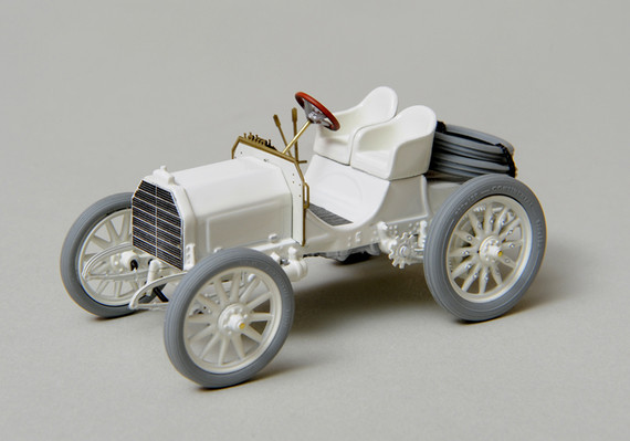 Mercedes Simplex 35 HP 1901 - Distler
