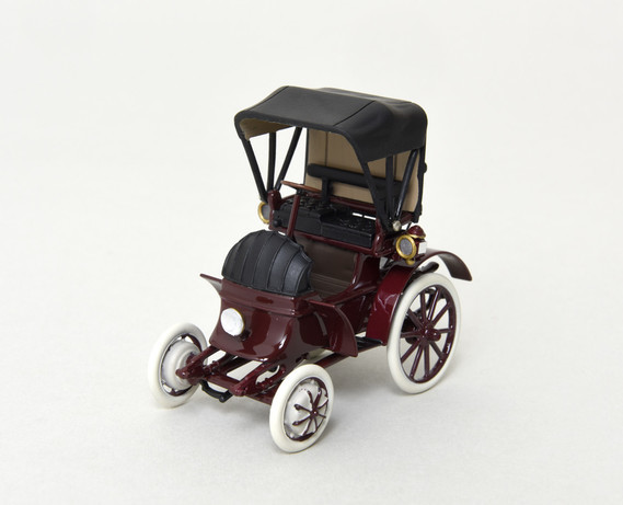 Lohner-Porsche Model 27 1900 - Autocult
