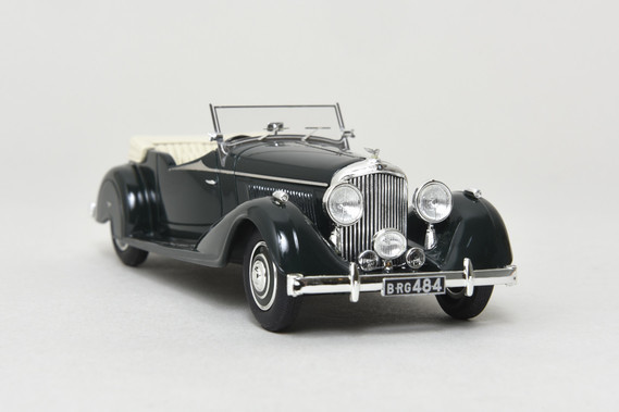 Bentley 4,25L VandenPlas Tourer 1938 - Matrix