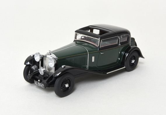 Bentley 8L Mayfair Saloon 1932 - Matrix