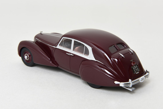 Bentley Mk V Corniche Paulin Pourtout 1939 - Matrix
