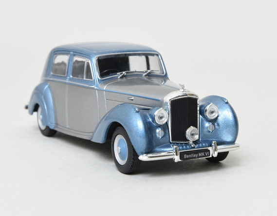 Bentley Mk VI 1950 - WhiteBox