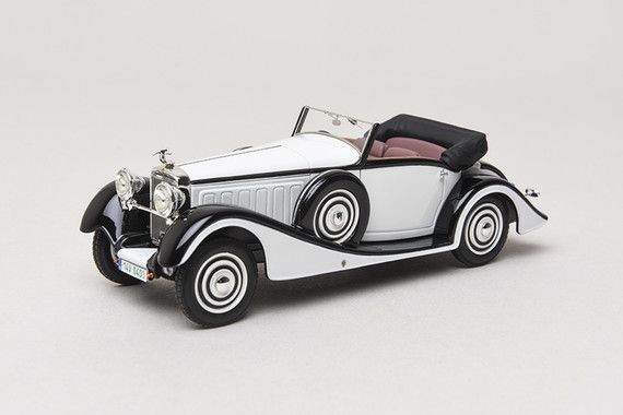 Hispano-Suiza J12 Million Guiet 1934 - Evrat