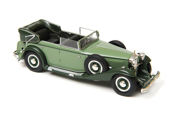 Maybach DS8 Zeppelin 1932 - Minichamps