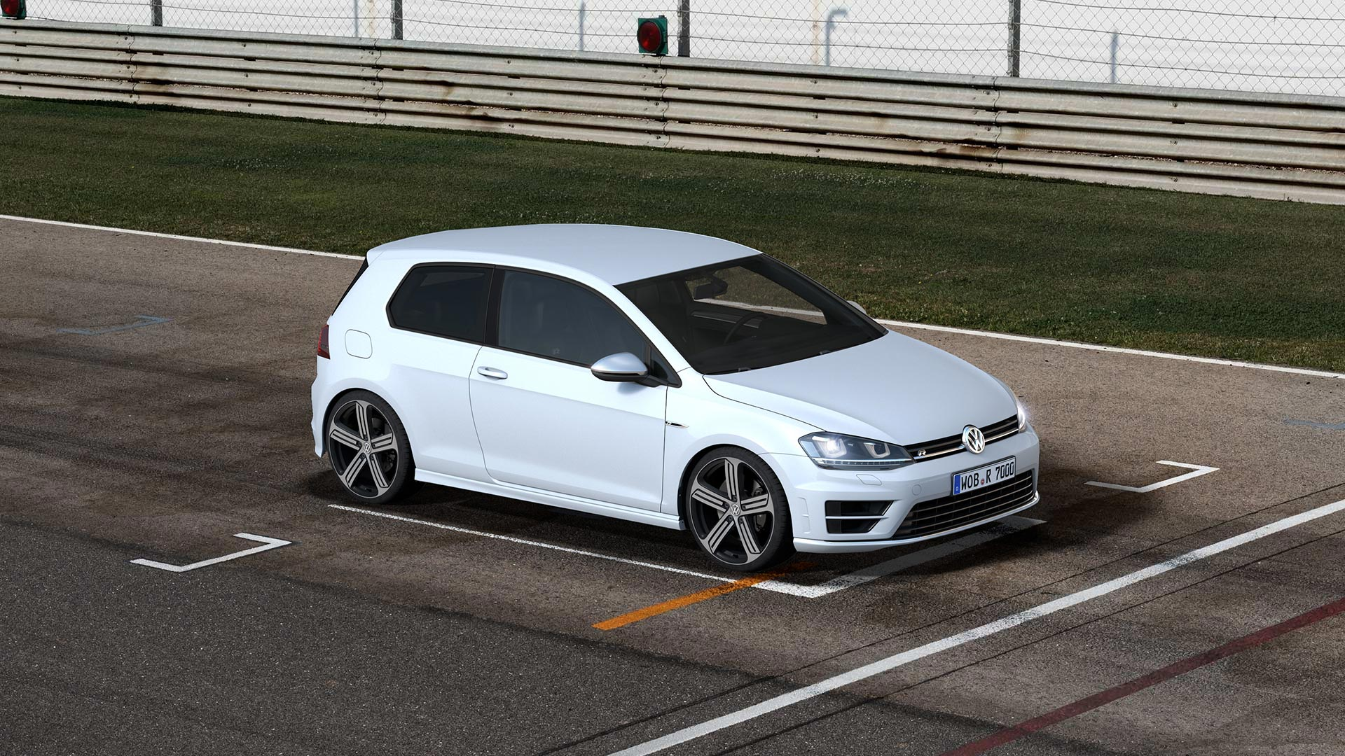 volkswagen golf vii r et r400 topic officiel page 5. Black Bedroom Furniture Sets. Home Design Ideas