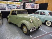 retromobile Cge 1942 250 km tour paris