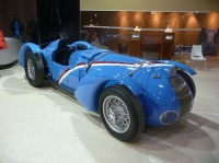retromobile Delahaye V 12 Type 145  1937