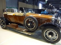 retromobile Hispano- Suiza type H6B  Labourdette 1923