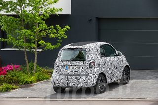 Nouvelle Smart Fortwo (2014)