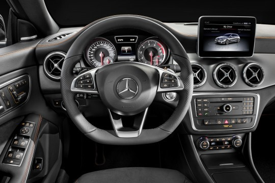 topic officiel mercedes cla shooting brake x117 2014 cla mercedes forum marques. Black Bedroom Furniture Sets. Home Design Ideas