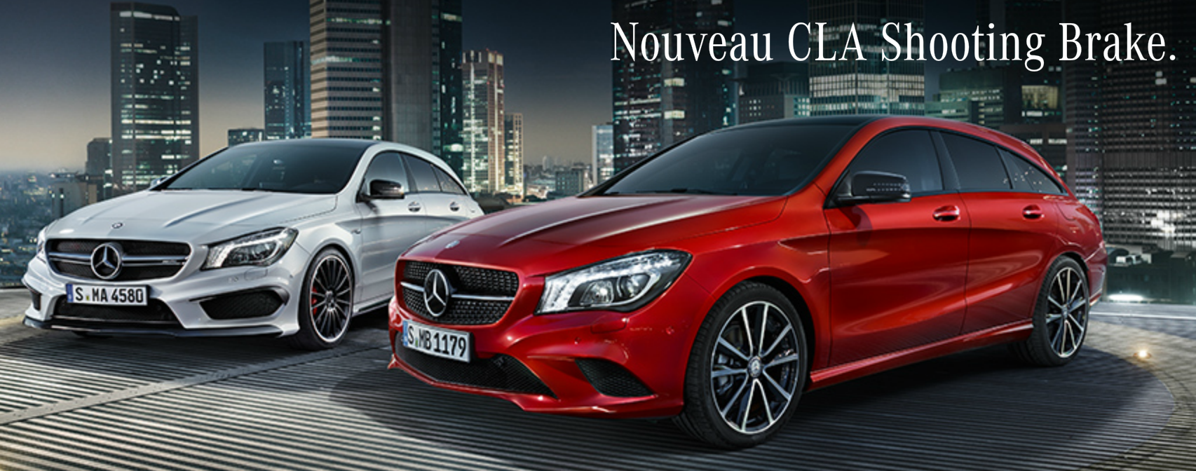 nouveau cla shooting brake mercedes cla abasc photos club. Black Bedroom Furniture Sets. Home Design Ideas