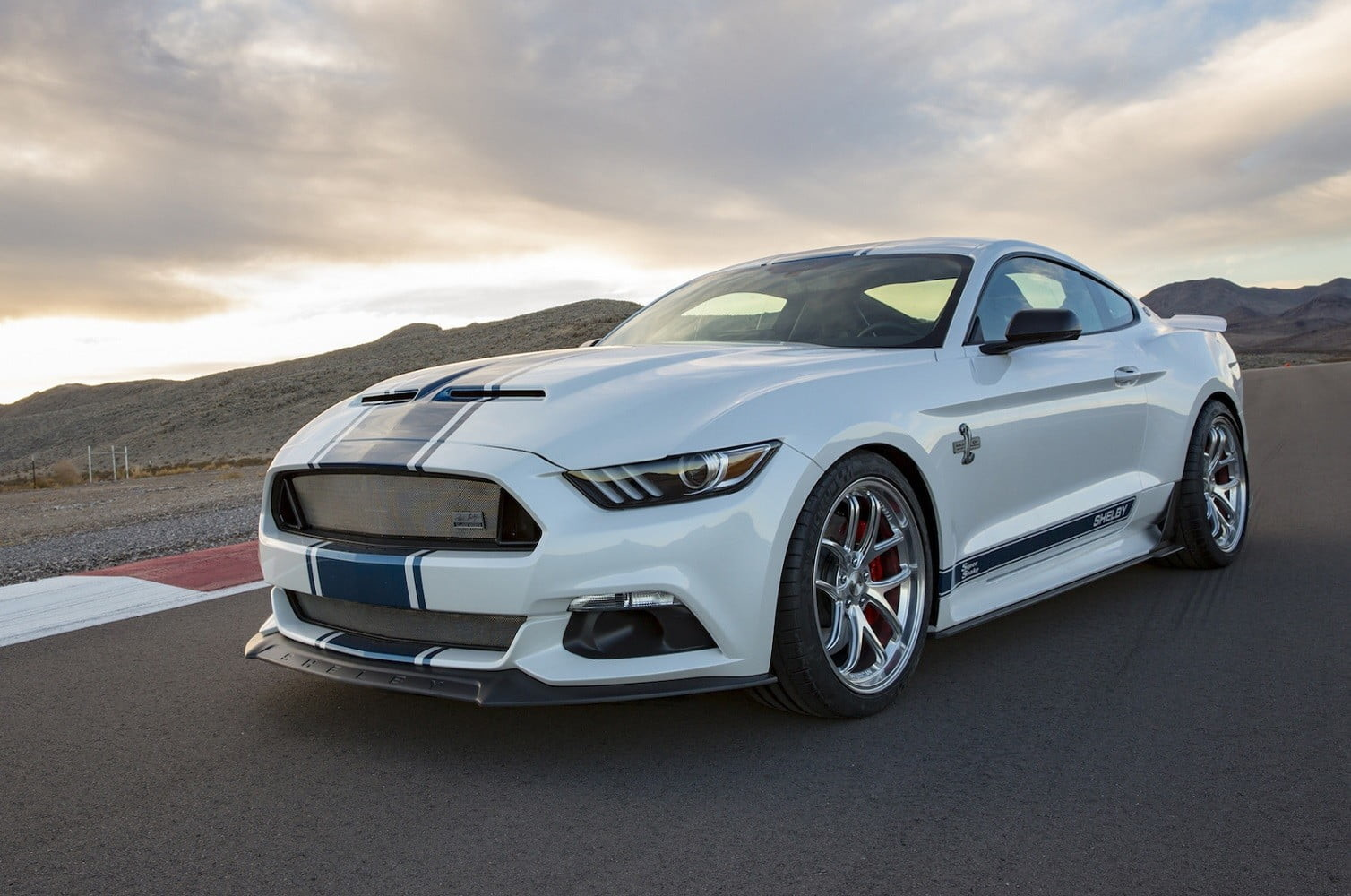 2017 Ford Mustang Shelby Super Snake 50th anniversary