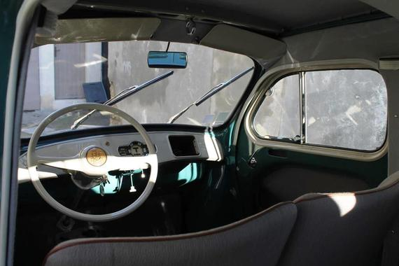 Interieur avant 4 cv captainrex 4cv photos club for Interieur 4cv