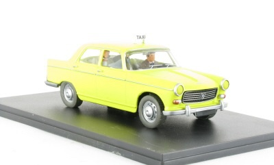 Peugeot 404 Taxi by Journaux.fr