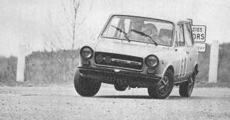 Quercy 79 Autobianchi A112 Abarth G1 Gendre
