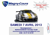 AFFICHE MAGNY COURS image