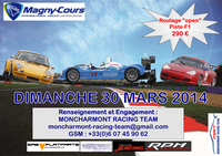 AFFICHE MAGNY COURS 2014 F1
