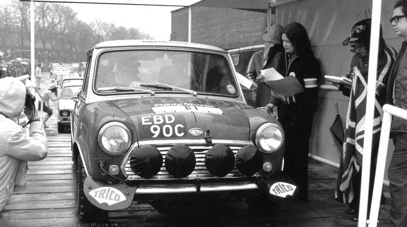 1972 RAC No81 EBD90C Freeborough-Harris