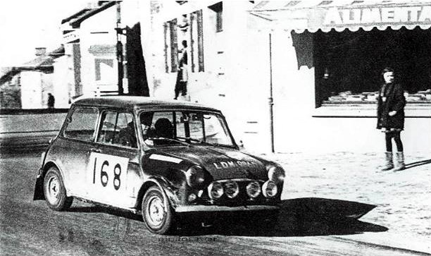 1968 RMC No168 Jones-Evans LDM986D