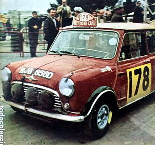 1967 RMC No 178 Lampinen Wood