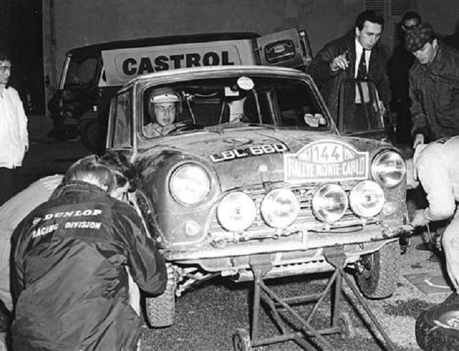 1967 RMC No 144 Makinen Easter LBL 66 D