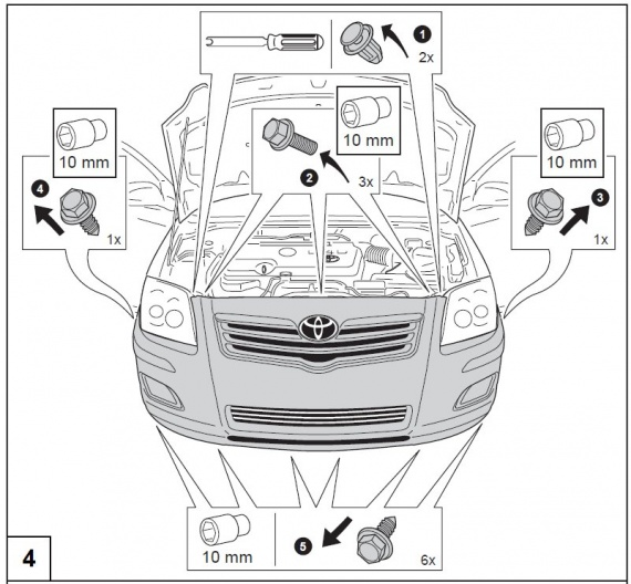 2009 toyota yaris diagram