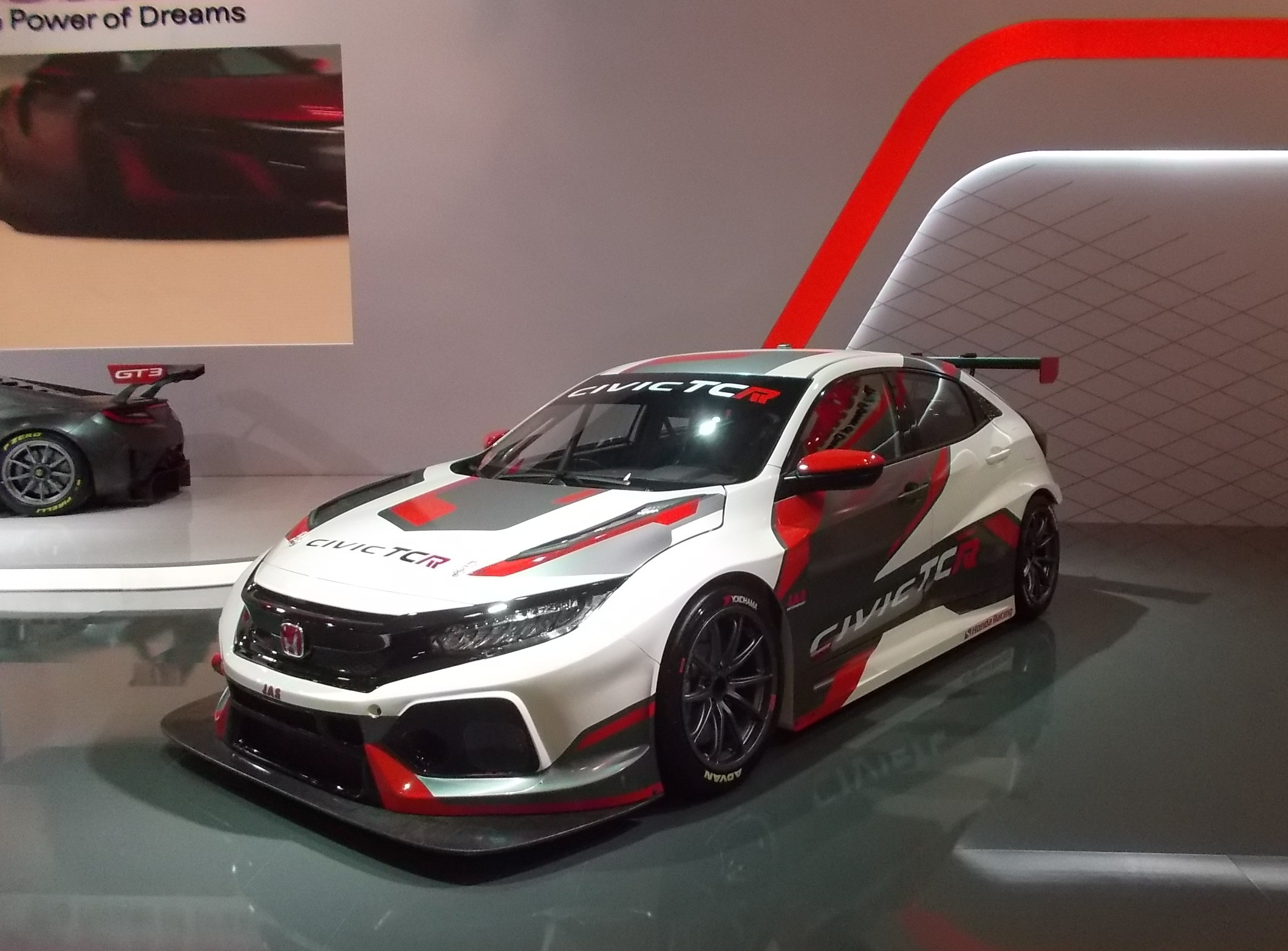 Honda Civic TCR