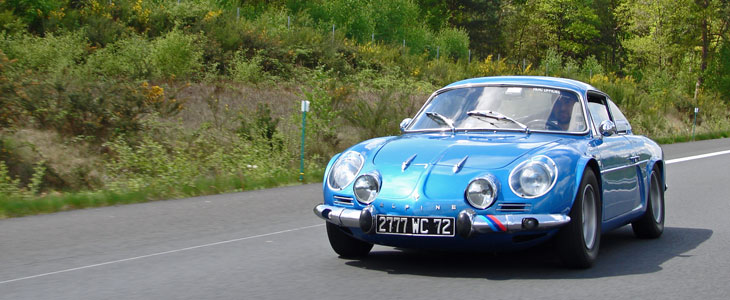 ALPINE BERLINETTE A110 V85