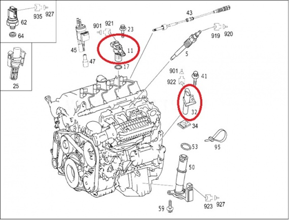 Sujet589779 on Jeep Grand Cherokee Crankshaft Position Sensor Location