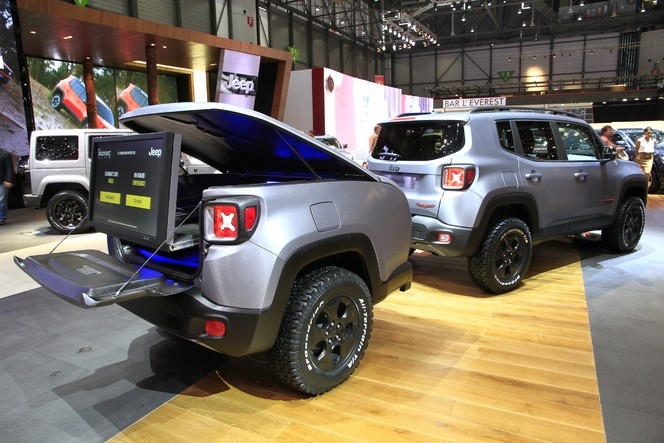 jeep renegade transformation homologation renegade jeep forum marques. Black Bedroom Furniture Sets. Home Design Ideas