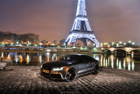 AUDI RS5 FULL BLACK 6