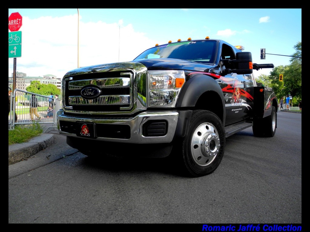 Ford F-550 Super Duty XLT 6.7 Power Stroke B20 (dépaneuse)