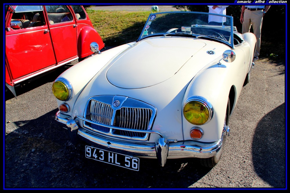 MG A Roadster 1600