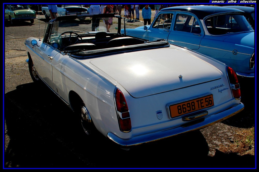 Peugeot 404 Cabriolet Injection