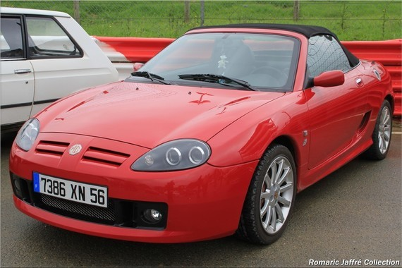 MG TF 160 Roadster