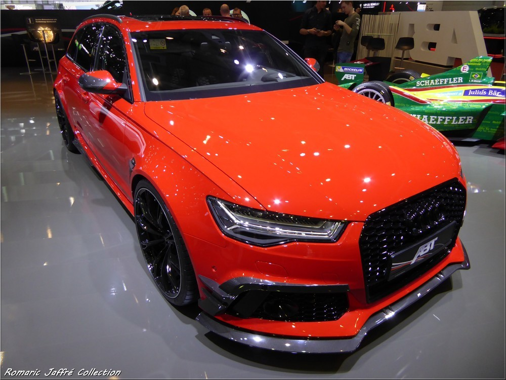 ABT RS6 Plus Avant