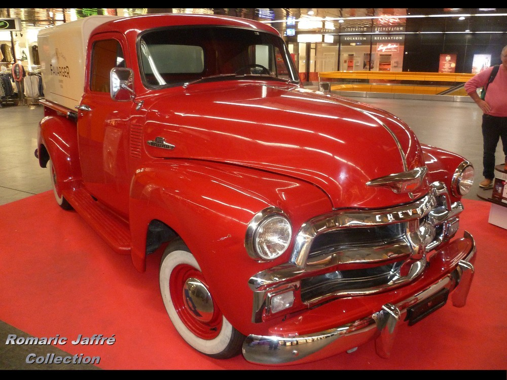 Chevrolet Chevy 3100 Pick-Up