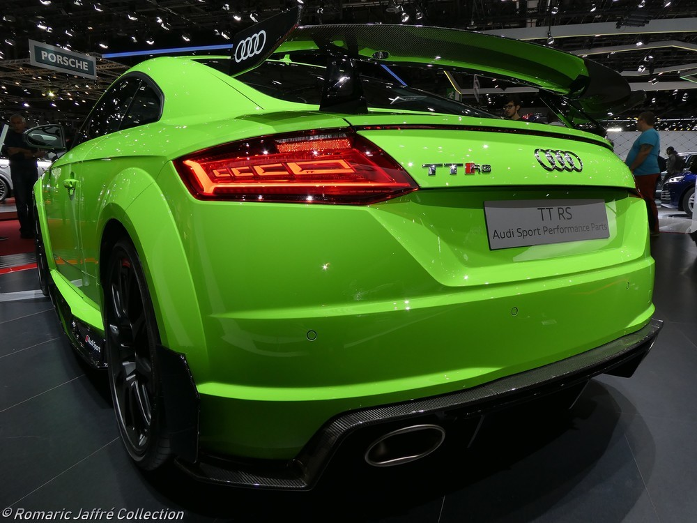 Audi TT RS Sport Performance Parts