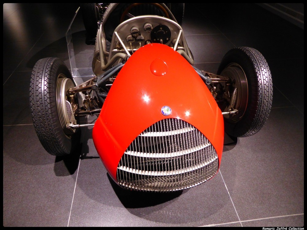 Alfa Romeo GP Tipo 512 ''rolling châssis''