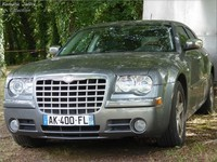 Chrysler 300 C Touring CRD