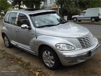 Chrysler PT Cruiser Touring CRD