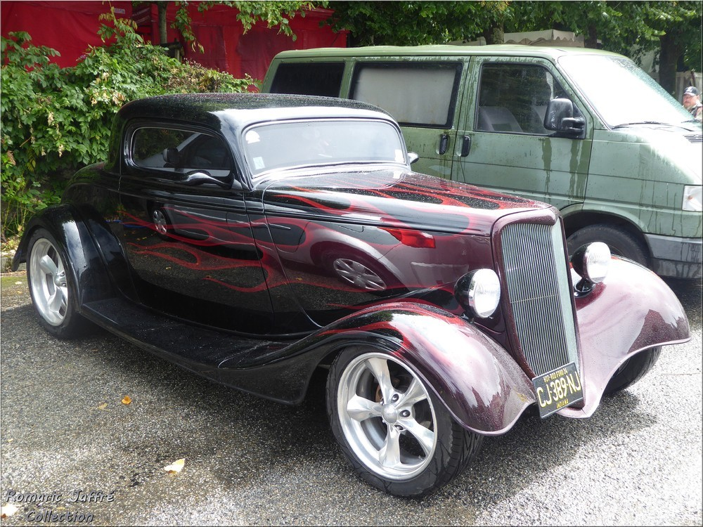 Ford B40 Hot-Rod