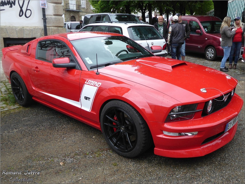 Ford Mustang V GT Legend