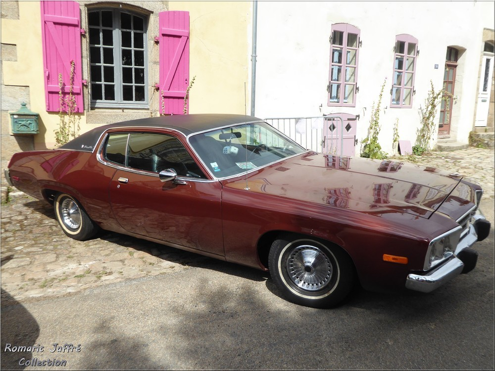 Plymouth Satellite Sebring Plus