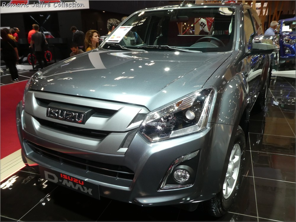 Isuzu D-Max Country Edition